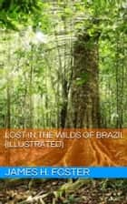 Lost in the Wilds of Brazil (Illustrated) ebook by James H. Foster