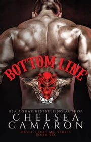 Bottom Line - Nomad Bikers ebook by Chelsea Camaron