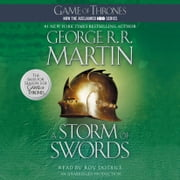A Storm of Swords - A Song of Ice and Fire: Book Three livre audio by George R. R. Martin