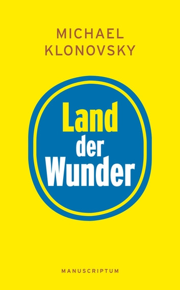 Land der Wunder ebook by Michael Klonovsky