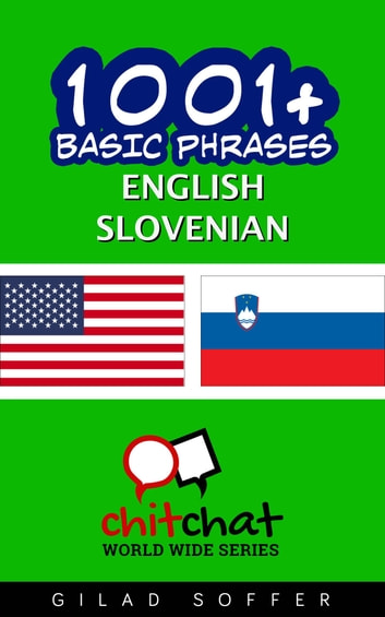 1001+ Basic Phrases English - Slovenian ebook by Gilad Soffer