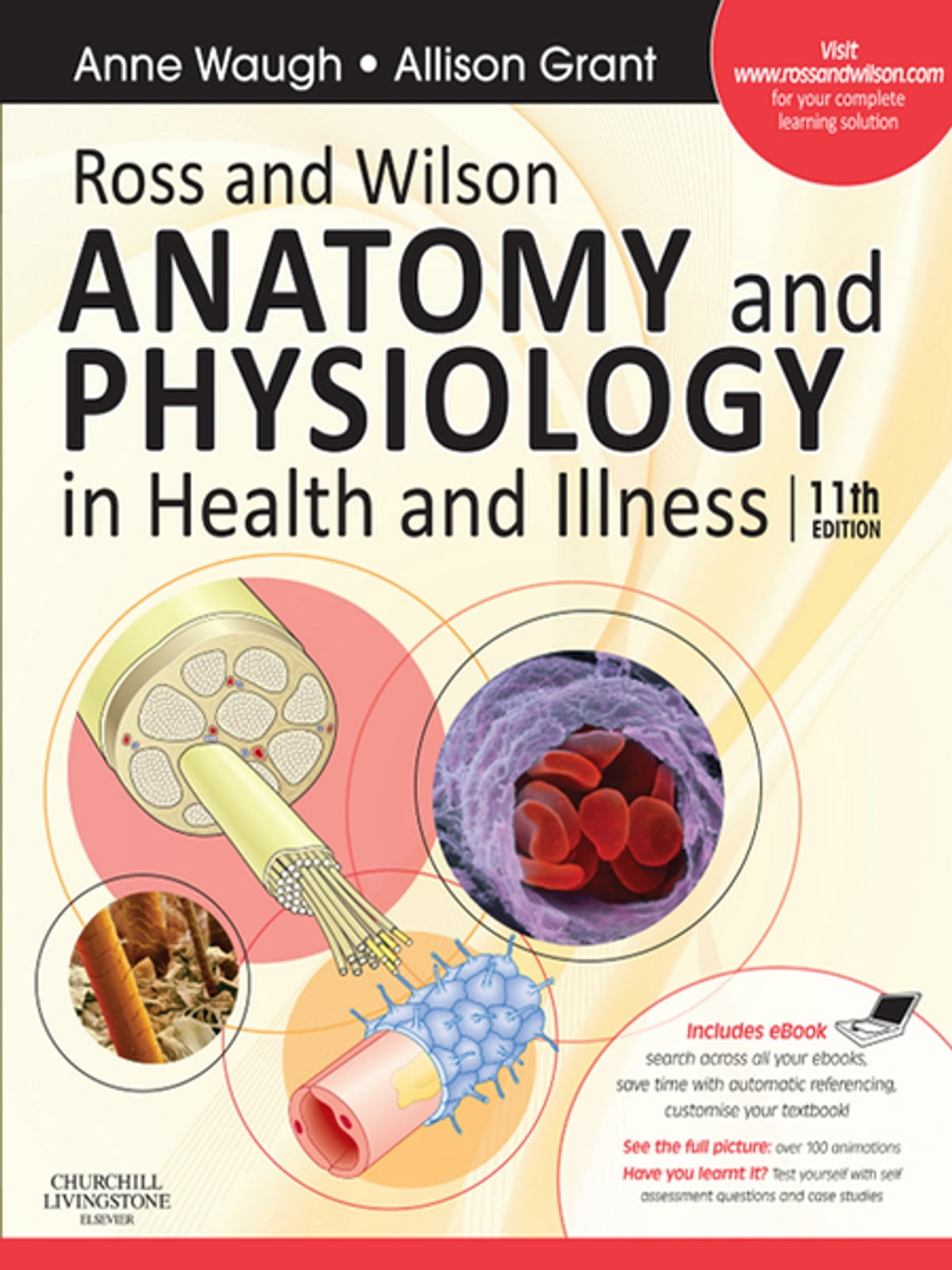 Ross & Wilson Anatomy and Physiology in Health and Illness E-Book ...