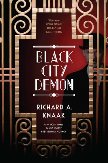 Black City Demon ebook by Richard A. Knaak