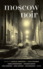 Moscow Noir ebook by