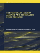Contemporary Security Analysis and Copenhagen Peace Research ebook by