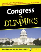 Congress For Dummies ebook by David Silverberg