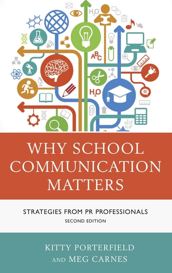 Why School Communication Matters - Strategies From PR Professionals ebook by Kitty Porterfield,Meg Carnes