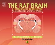 The Rat Brain in Stereotaxic Coordinates - The New Coronal Set ebook by George Paxinos