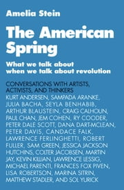 The American Spring - What We Talk About When We Talk About Revolution ebook by Amelia Stein