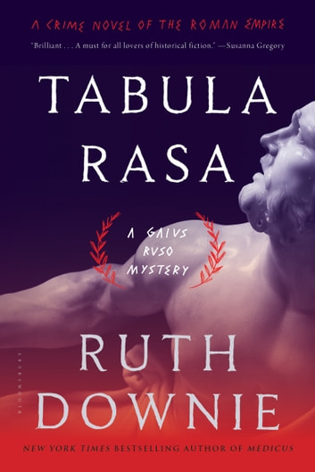 Tabula Rasa - A Crime Novel of the Roman Empire ebook by Ruth Downie
