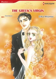 THE GREEK'S VIRGIN (Harlequin Comics) - Harlequin Comics ebook by Trish Morey