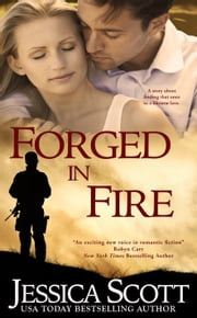 Forged in Fire ebook by Jessica Scott