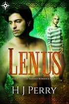 Lenus - Elsewhere Gay Fantasy Romance, #3 ebook by H J Perry