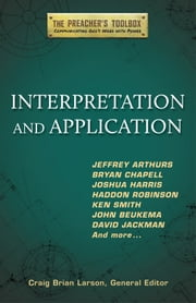 Interpretation and Application ebook by Craig Brian Larson