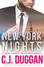 New York Nights ebook by C.J. Duggan