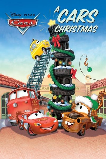 A Cars Christmas ebook by Disney Book Group