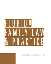 Florida Family Law & Practice ebook by Renee Goldenberg