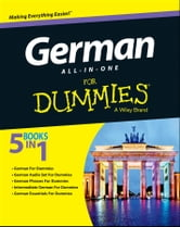 German All-in-One For Dummies ebook by Wendy Foster,Paulina Christensen,Anne Fox