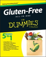 Gluten-Free All-In-One For Dummies ebook by Consumer Dummies