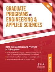 Peterson's Graduate Programs in Ocean Engineering, Paper & Textile Engineering, and Telecommunications 2011 - Sections 18-20 of 20 ebook by Peterson's