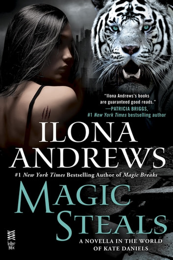 Magic Steals ebook by Ilona Andrews