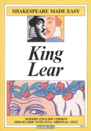 King Lear ebook by William Shakespeare,Alan Durband
