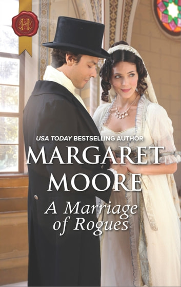 A Marriage of Rogues ebook by Margaret Moore