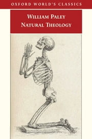 Natural Theology ebook by William Paley,Matthew D. Eddy,David Knight