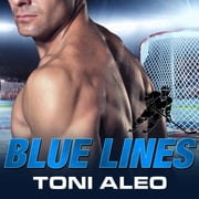 Blue Lines audiobook by Toni Aleo