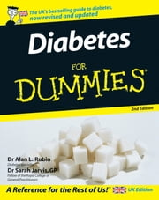 Diabetes for Dummies ebook by Sarah Jarvis,Alan L. Rubin