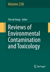 Reviews of Environmental Contamination and Toxicology Volume 238 ebook by