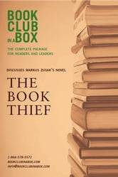 Bookclub-in-a-Box Discusses The Book Thief, by Markus Zusak: The Complete Package for Readers and Leaders ebook by Marilyn Herbert,Adina Herbert