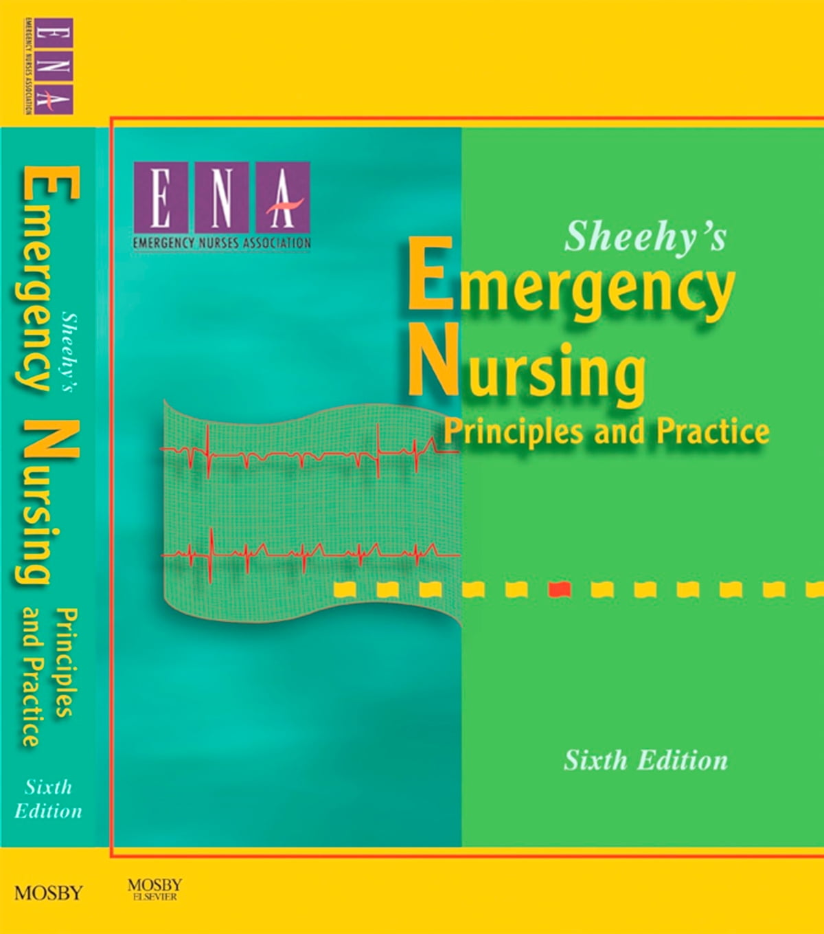 Emergency Nursing Book
