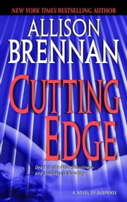Cutting Edge ebook by Allison Brennan