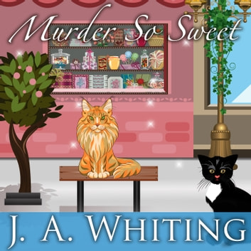 Murder So Sweet audiobook by J. A. Whiting