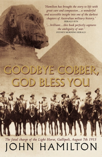 Goodbye Cobber, God Bless You ebook by John Hamilton