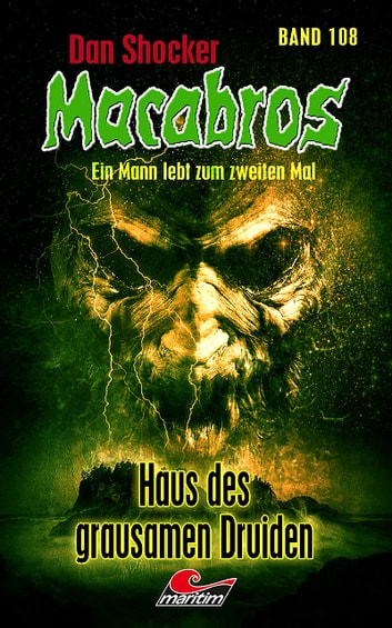 Dan Shocker's Macabros 108 ebook by Dan Shocker