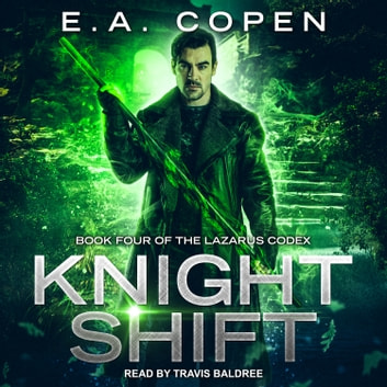 Knight Shift audiobook by E.A. Copen
