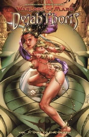 Warlord of Mars: Dejah Thors Vol. 7: Duel To The Death - Duel To The Death ebook by Robert Place Napton,Carlos Rafael,Debora Corita