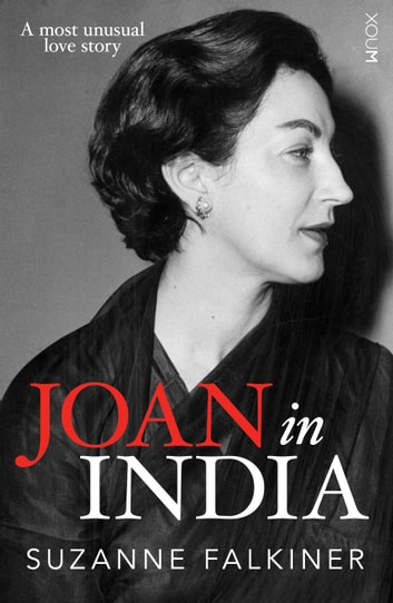 Joan in India ebook by Suzanne Falkiner