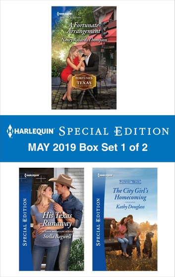 Harlequin Special Edition May 2019 - Box Set 1 of 2 ekitaplar by Nancy Robards Thompson,Stella Bagwell,Kathy Douglass