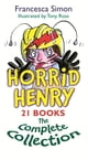 Horrid Henry Complete Collection - eKitap yazarı: Francesca Simon,Tony Ross