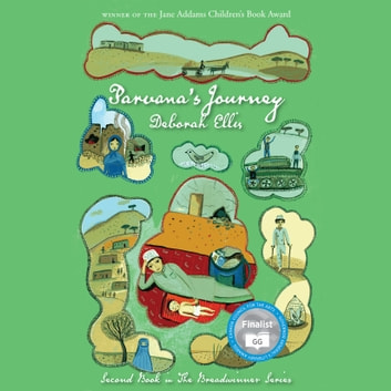 Parvana's Journey audiobook by Deborah Ellis