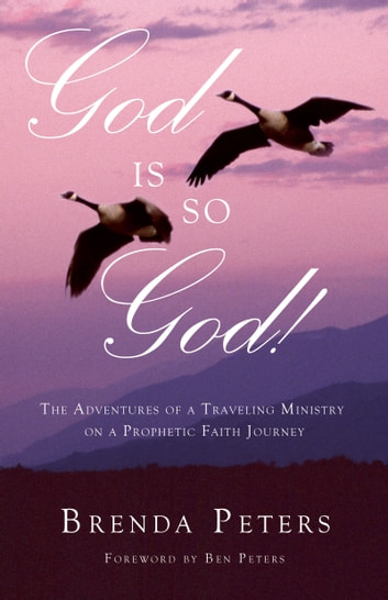God is So God!: The Adventures of a Traveling Ministry on a Prophetic Faith Journey