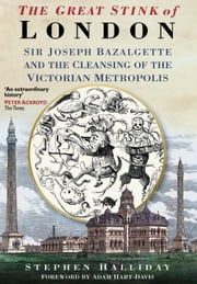 The Great Stink of London - Sir Joseph Bazalgette and the Cleansing of the Victorian Metropolis ebook by Stephen Halliday