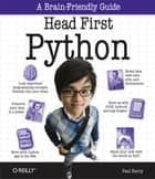 Head First Python ebook by Paul Barry