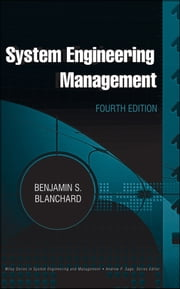 System Engineering Management ebook by Benjamin S. Blanchard