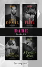 Dare Box Set 1-4 Jan 2020/Dirty Devil/The Fling/Sweet Temptation/A Private Affair ebook by Lauren Hawkeye, Stefanie London, Jackie Ashenden,...