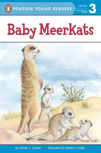 Baby Meerkats ebook by Ginjer L. Clarke