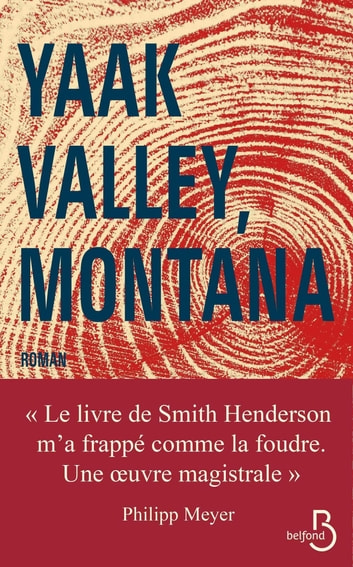 Yaak Valley, Montana eBook by Smith HENDERSON